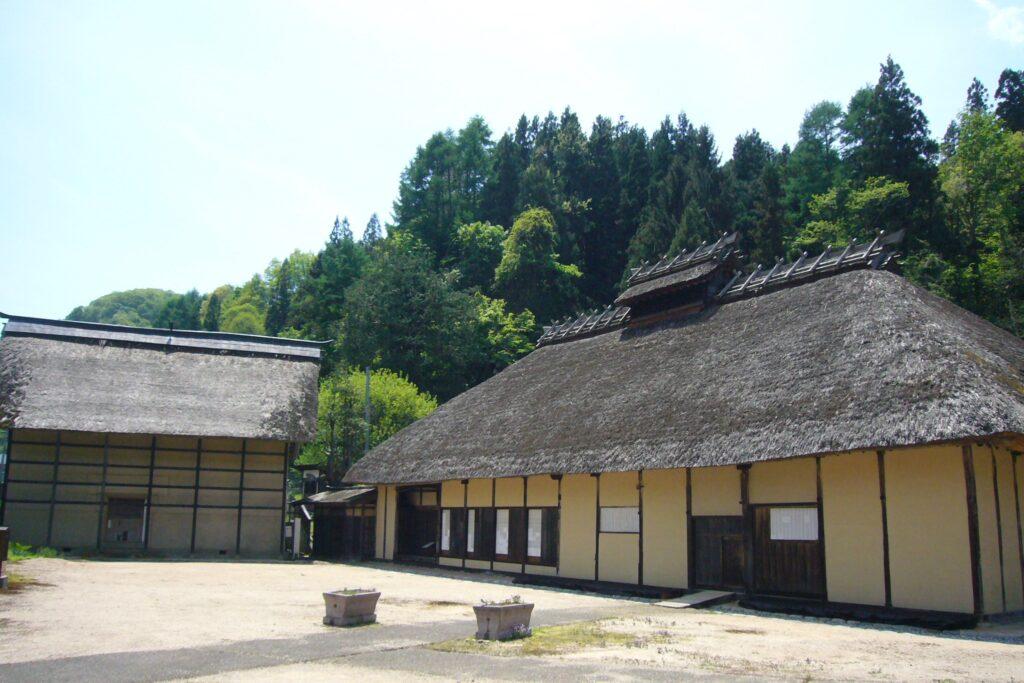 重要文化財 旧中村家住宅