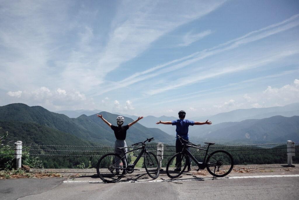 自転車=ヒルクライムの聖地「乗鞍」を e-Bike で走ろう!